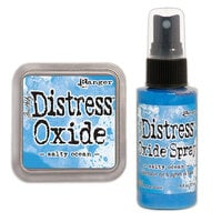Ranger Ink - Tim Holtz - Distress Oxides Ink Pad and Spray - Salty Ocean