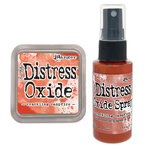 Ranger Ink - Tim Holtz - Distress Oxides Ink Pad and Spray - Crackling Campfire