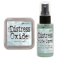 Ranger Ink - Tim Holtz - Distress Oxides Ink Pad and Spray - Speckled Egg