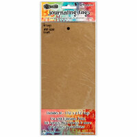 Ranger Ink - Dylusions Media - Journaling Tags - Size Number 10 - Kraft