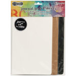 Ranger Ink - Dylusions Journal Insert Sheets - Assortment Small