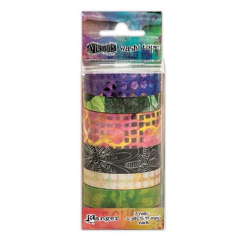 Ranger Ink - Dylusions Washi Tape - Set 3