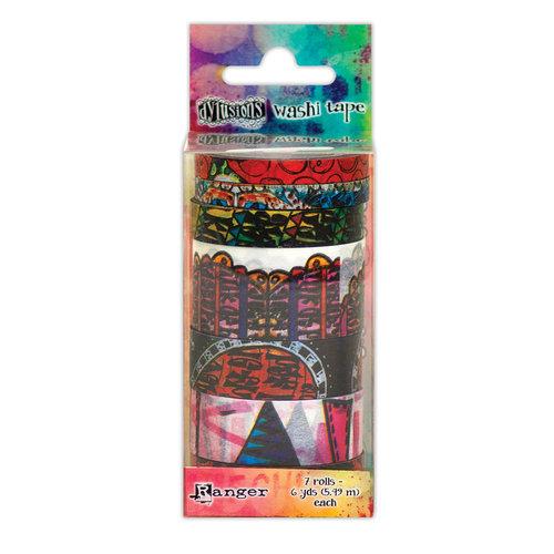 Ranger Ink - Dylusions Washi Tape - Set 5