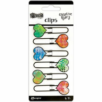Ranger Ink - Dylusions Creative Dyary - Clips
