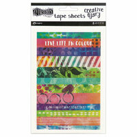 Ranger Ink - Dylusions Creative Dyary - Tape Strips