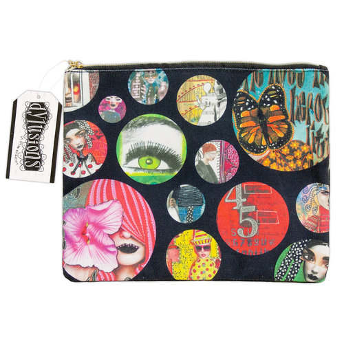 Ranger Ink - Dylusions Creative Dyary - Accessory Bag - Large