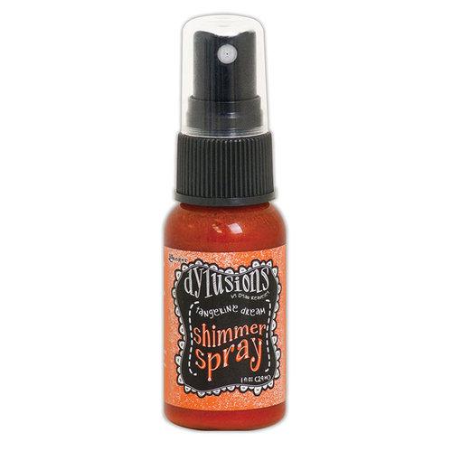 Ranger Ink - Dylusions Shimmer Spray - Tangerine Dream