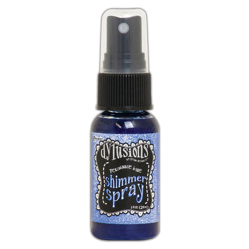 Ranger Ink - Dylusions Shimmer Spray - Periwinkle Blue