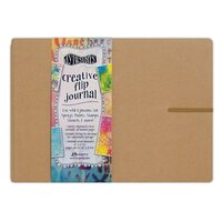 Ranger Ink - Dylusions Creative Flip Journal - Large