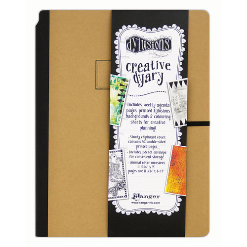 Ranger Ink - Dylusions Creative Dyary - Large - Undated