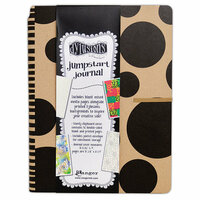 Ranger Ink - Dylusions Dyalog - Jumpstart Journal - Large