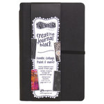 Ranger Ink - Dylusions Creative Journal - Small - Black