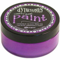 Ranger Ink - Dylusions Paint - Crushed Grape