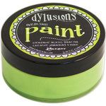 Ranger Ink - Dylusions Paint - Fresh Lime