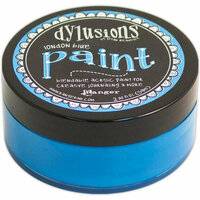 Ranger Ink - Dylusions Paint - London Blue