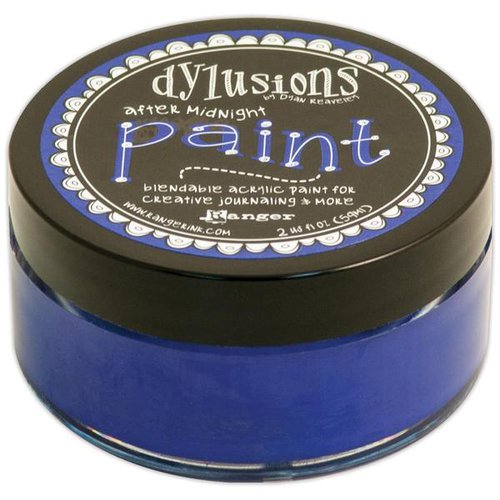 Ranger Ink - Dylusions Paints - After Midnight