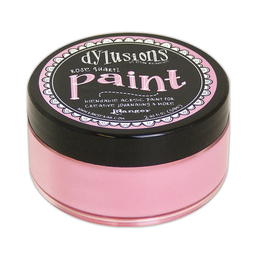 Ranger Ink - Dylusions Paints - Rose Quartz