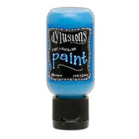 Ranger Ink - Dylusions Paints - Flip Cap Bottle - Blue Hawaiian