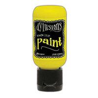 Ranger Ink - Dylusions Paints - Flip Cap Bottle - Lemon Zest