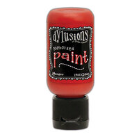 Ranger Ink - Dylusions Paints - Flip Cap Bottle - Postbox Red