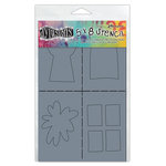 Ranger Ink - Dylusions Stencils - Shapes 2 - Small