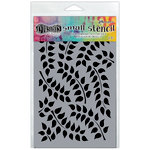 Ranger Ink - Dylusions Stencils - Fronds Of Foliage - Small