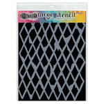 Ranger Ink - Dylusions Stencils - Diamond in the Rough - Large
