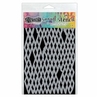 Ranger Ink - Dylusions Stencils - Diamond in the Rough - Small