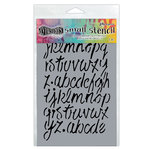 Ranger Ink - Dylusions Stencils - Modern Script - Small
