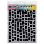 Ranger Ink - Dylusions Stencils - Sugar Lumps - Large