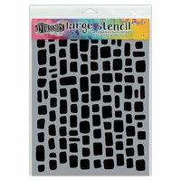 Ranger Ink - Dylusions Stencils - Sugar Lumps - Large