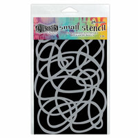 Ranger Ink - Dylusions Stencils - Squiggle - Small
