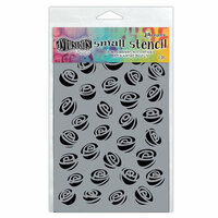 Ranger Ink - Dylusions Stencils - Garden of Roses - Small