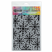 Ranger Ink - Dylusions Stencils - Snowflake - Small