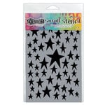 Ranger Ink - Dylusions Stencils - Star Struck - Small