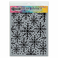 Ranger Ink - Dylusions Stencils - Snowflake - Large