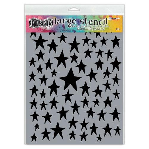 Ranger Ink - Dylusions Stencils - Star Struck - Large