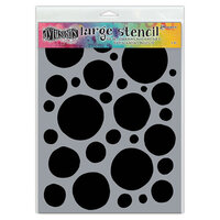 Ranger Ink - Dylusions Stencils - Boulders - Large