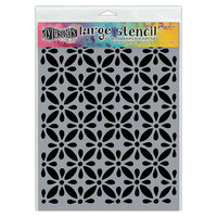 Ranger Ink - Dylusions Stencils - Quilts - Large