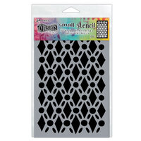 Ranger Ink - Dylusions Stencils - Small - Fancy Floor