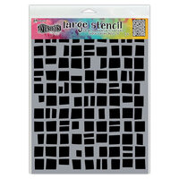 Ranger Ink - Dylusions Stencils - Large - Betsy's Block