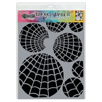 Ranger Ink - Dylusions Stencils - Large - Oti's Orbs