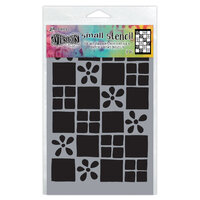Ranger Ink - Dylusions Stencils - Small - Square Dance