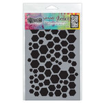 Ranger Ink - Dylusions Stencils - Small - Behave