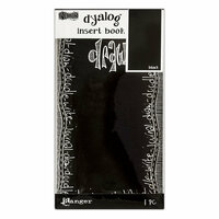 Ranger Ink - Dylusions Dyalog Insert Books - Black