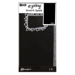 Ranger Ink - Dylusions Dyalog Insert Books - Black 2
