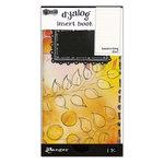 Ranger Ink - Dylusions Dyalog Insert Books - Handwriting Lines 2