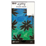 Ranger Ink - Dylusions Dyalog Insert Books - Ruled 2