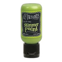 Ranger Ink - Dylusions Shimmer Paints - Fresh Lime