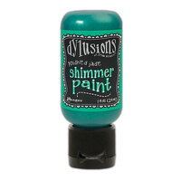 Ranger Ink - Dylusions Shimmer Paints - Polished Jade